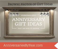 monogrammed anniversary gifts personalized anniversary gift ideas that are sure to impress