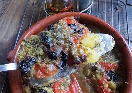 cuisine andalouse gratin andalou je cuisine donc je suis