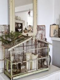 Shabby Chic Bird Cages by Blossoms Vintage Chic Shop Displays Pinterest Shabby Chic