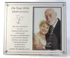60th anniversary gift 60th wedding anniversary decorations 60th wedding anniversary