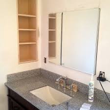 Recessed Bathroom Shelving Vanity Recessed Shelf Search Cambridge Terrace