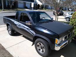 nissan pickup 1996 1996 nissan hardbody pickup truck 4x4 se king cab w sunroof