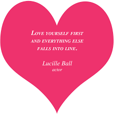 lucille ball quote l i s t e n pinterest love yourself