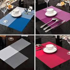 popular plastic place mat buy cheap plastic place mat lots from
