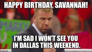 Birthday Weekend Meme - 17 funny triple h meme images photos pictures greetyhunt