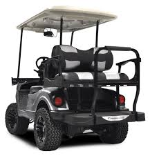 yamaha rear seats golf cart king