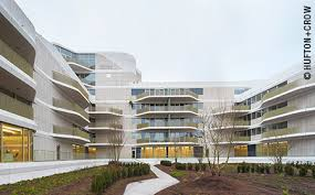 art nouveau inspired building opens in belgium asce