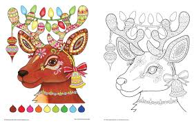 amazon christmas coloring book coloring fun design