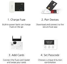 How Much Should I Charge To Design A Business Card Fuze Card Your Whole Wallet In One Card Indiegogo