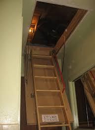 fakro attic ladder installation progress r5 portals