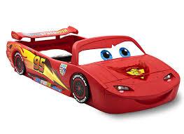 Disney Cars Home Decor Amazon Com Delta Children Cars Lightning Mcqueen Toddler To Twin