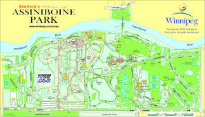 Zoo Map Winnipeg Zoo Map Map Of Winnipeg Zoo Manitoba Canada