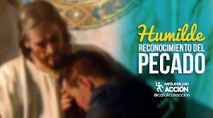 imagenes catolicas de humildad humilde reconocimiento del pecado católicos con acción