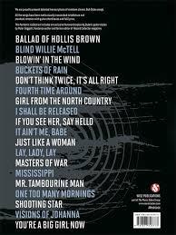 Blind Willie Mctell Bob Dylan Bob Dylan Guitar Tab Collection Guitar Sheet Music Sheet