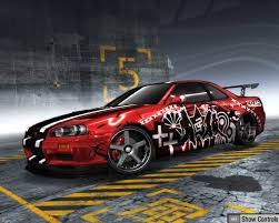 nissan skyline r34 modified nfs prostreet boss level 1 nissan skyline r34 by andrewcoheneqg