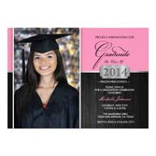 this deals center photo template graduation announcements center
