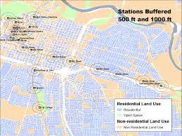 Sacramento Light Rail Map Analyzing Crime At Light Rail Stations