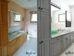 vanity chalk paint bathroom cabinets bathroom vanity makeover