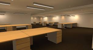 open office lighting design workplace lighting the office environment ee publishers