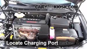 2011 toyota camry transmission problems how to add refrigerant to a 2007 2011 toyota camry 2009 toyota