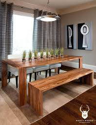 cool diy vintage solid wood trestle dining table for rustic dining