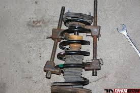 toyota corolla struts i replaced my rear struts see pictures toyota nation forum