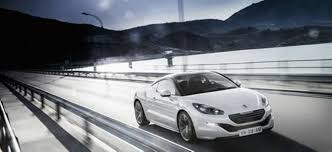 peugeot partner finally caught getting peugeot u0027s lovely rcz daily record
