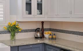 installing backsplash in kitchen installing kitchen backsplash corner the clayton design