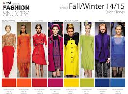 Color Trends by Fall Winter 2014 2015 Runway Color Trends Nidhi Saxena U0027s Blog