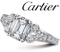 bague fianã aille engagement ring settings bague de fiançailles ballerine de cartier