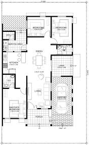 1100 sq ft 3 bhk low budget home design at 1100 sq ft interior home plan
