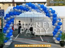 balloon arches balloon arches balloon columns