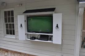 outdoor tv cabinet enclosure amazing outdoor tv cabinets enclosures pic of decorative flat screen