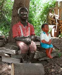 are these lawn statues racism lawnstatues ask metafilter