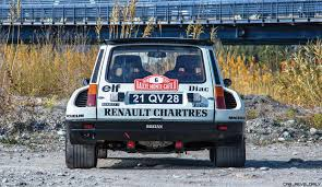 renault 5 rally rm monaco 2016 1982 renault 5 turbo group 4 rally car
