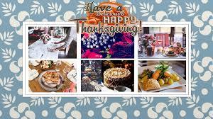 happy thanksgiving food a happy u0026 delicious thanksgiving
