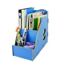 Boîte Rangement Dossier Fourniture Bureau étagère De Classement Boite De Rangement Bureau