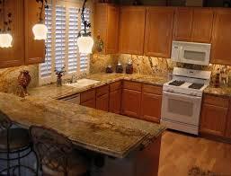 Maple Kitchen Cabinets With Granite Countertops Kitchen Backsplash Ideas For Black Granite Countertops And Maple