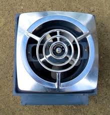 vintage kitchen ceiling vent fans vintage nutone kitchen wall exhaust fan trendyexaminer