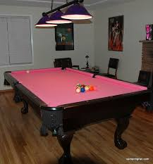 change pool table felt i want this but with a white oak bottom i dont think the bf will