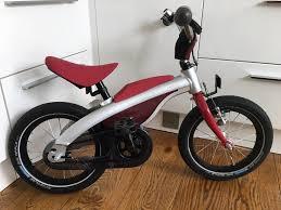 bmw bicycle bmw kidsbike converts to balance bike in st albans