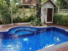 inground swimming pool designs luxury swimming pool spa design