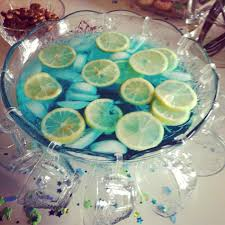 a boy pinterest baby shower centerpieces for image tiffany colored