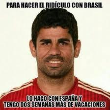 Diego Costa Meme - los memes de la derrota de brasil mallorcadiario com