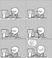 Meme At Computer - my top 10 favorite rage comics rage comics memes and humor