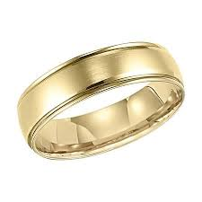 frederick goldman wedding bands frederick goldman 14kt yellow gold men s wedding band bridal