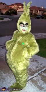 grinch costume grinch costume
