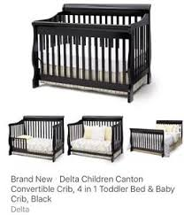 Convertible Crib 4 In 1 Delta Children Canton Convertible Crib 4 In 1 Toddler Bed Baby