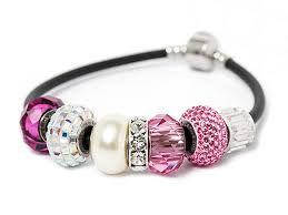 european beads bracelet images Bracelet quot european beads quot with original swarovski elements jpg
