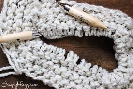 lush knit blanket by simply maggie simplymaggie com